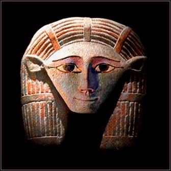 Festett Hathor faragás